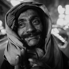 The BEDOUIN (N A Y E E M) Tags: nightphotography portrait square evening beggar cropped carpark bangladesh gec holyman chittagong vagabond canoneos5d wellfood canonef24mmf14lusm nayeemkalam mazaars kamalhussein