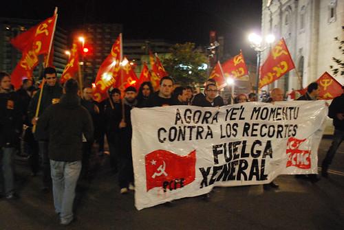La lucha obrera se intensifica en Asturies 5418747742_c4217db8b8