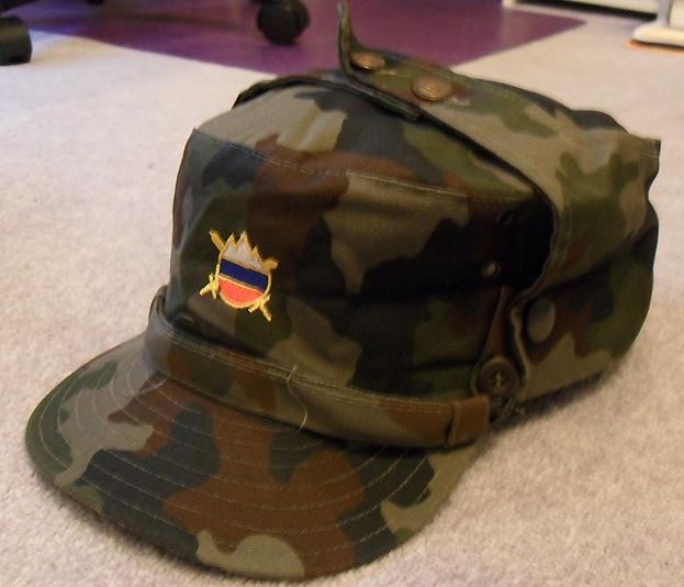 Slovenian cap and duffle bag 5419864413_8da9a8c4f6_z