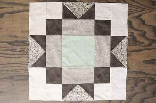 Quilt Sampler 2 : Maple Star