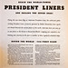 American Presidents Lines Advertisement
