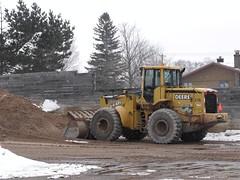 Loader644H 2711 (JimM2366) Tags: john jd loader deere snowplow plows snowremoval snowremovalequipment