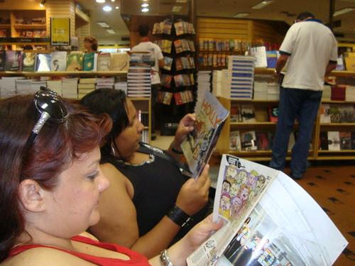 Vida símples - 13/365 ...Livraria Saraiva...amaaaamos!!