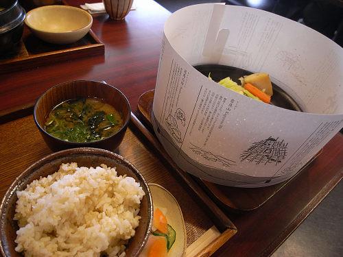 奈良の里山料理ほうらんや@橿原市-07