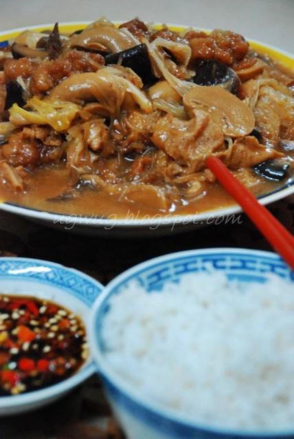 Chai Choy - Vegetarian Dish