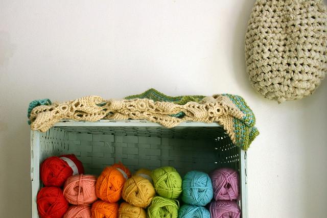 yarn for rainbow afghan