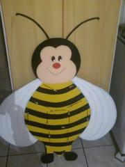 Abelha porta-foto mdf (ATELI ADRIANA MEIRELES) Tags: abelha em mdf portafoto
