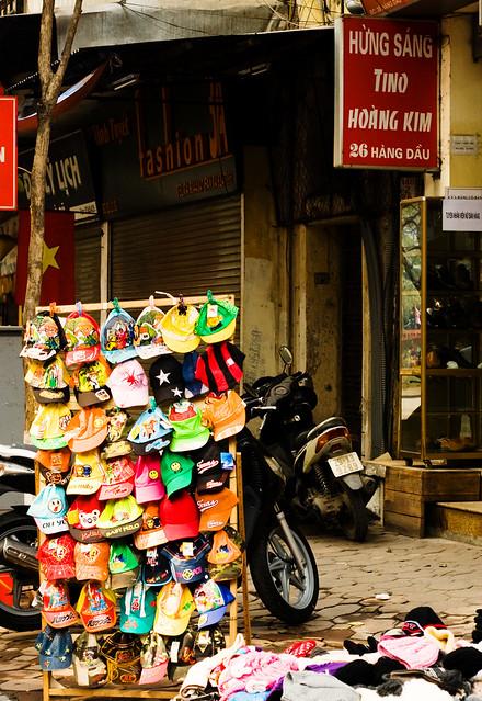 Hanoi colors #3