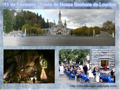2- Papel de Parede - Nossa Senhora de Lourdes