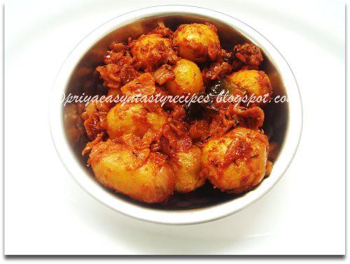 Shahjeera Aloo Roast