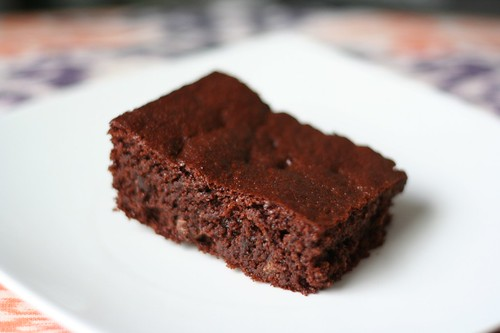 Chocolate Chip Brownies (Gluten-free)