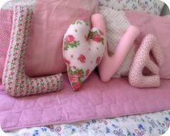 Nossa casa cheia de Amor ... (Joana Joaninha) Tags: flores casa amor rosa casal almofada capricho joanajoaninha maraporto hellennilce