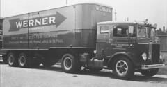 1920MackAC HOT PIC (gdmey) Tags: trucks mack coe mackcoe
