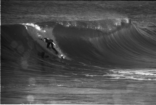 Vincent Escale - Capbreton winter challenge