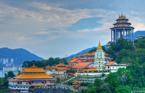 Kek Lok Si Temple - HDR Photomatrix