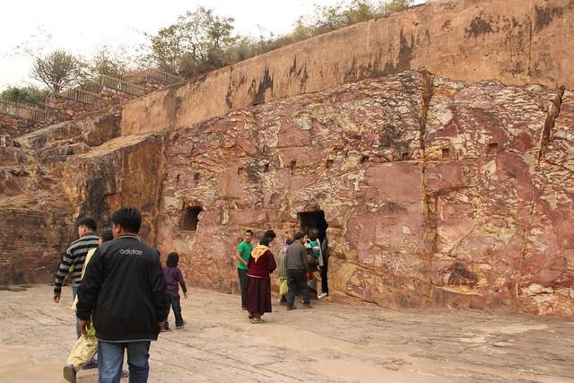 Sonebhandar Cave