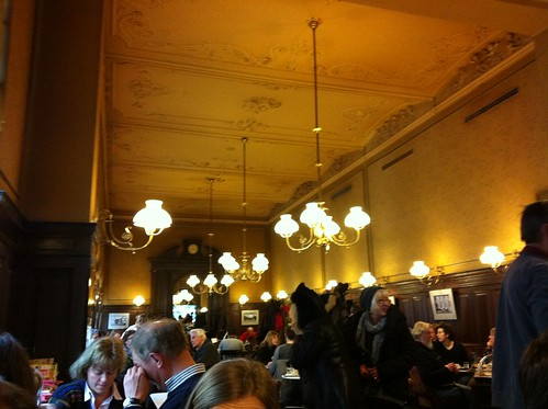 Cafe Sperl Vienna - 04