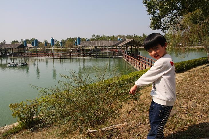 烏山頭水庫(珊瑚潭)三角埤公園055