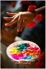 Color your life ! (Ehtesham Khaled [www.ehteshamkhaled.com]) Tags: from camera flower color art floral festive lens happy mix flora nikon media day view you photos or culture plate valentine everyone dhaka holi khaled ehtesham bangladesh basanta bangla shahbag advertise baran bangali banga  boshonto  sham619    gettyimagesbangladeshq3