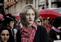 noi. ora. (anna☆morosini) Tags: roma donne piazzadelpopolo manifestazione 11febbraio2011 abbassoinani