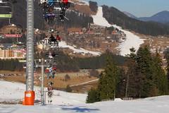 Slovensko drží nad vodou technický sníh – aktuální report