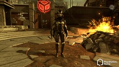 Slurpee: Killzone 3: Helghast Female Costume