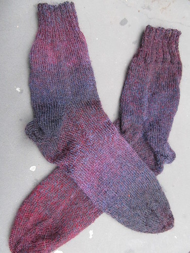 Xmas socks 2011.01