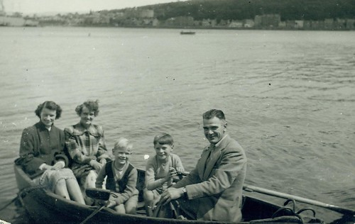Douglas McCreath Rothesay 1954
