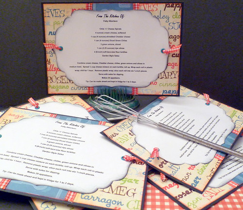 MPTS Recipe Swap Card