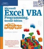 MS Excel VBA Programming for the Absolute Beginner