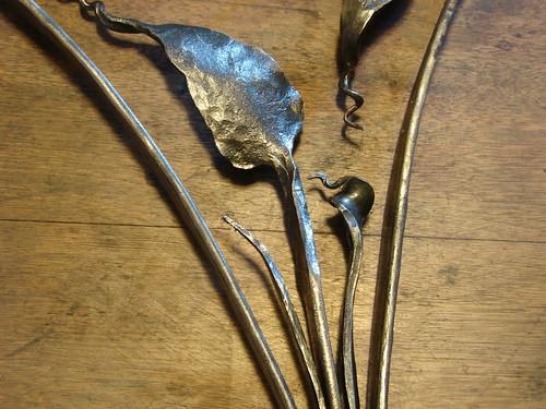 """Trivet corkscrew leaf tips detail • <a style=""""font-size:0.8em;"""" href=""""http://www.flickr.com/photos/35386275@N08/5456996553/"""" target=""""_blank"""">View on Flickr</a>"""