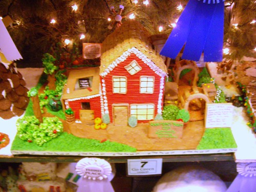 Gingerbread Gone Green 6