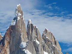 Cerro Torre-El Chalten-Patagonia-Argentina (mikemellinger) Tags: patagonia snow mountains ice southamerica argentina beauty closeup landscape scenery glacier andes elchalten cerrotorre lagunatorre