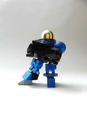 Marine (Starcraft II) (pitrek02) Tags: game pc lego poland ii lugpol starcrat