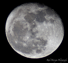 Full Moon Feb 19th 2011 (rhavinga) Tags: sky moon canon space satellite telescope midnight meade 60d etx80