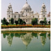 Victoria Memorial - European clone of Taj Mahal