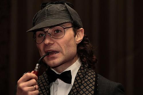 Шоу-тайм (г. Ярославль): Шерлок Холмс