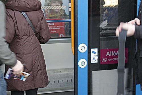 Acessibilidade em Amsterdam - Foto Daniel Duclos