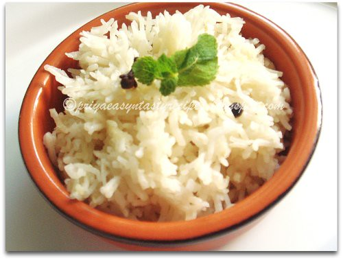 Quick Ghee Rice