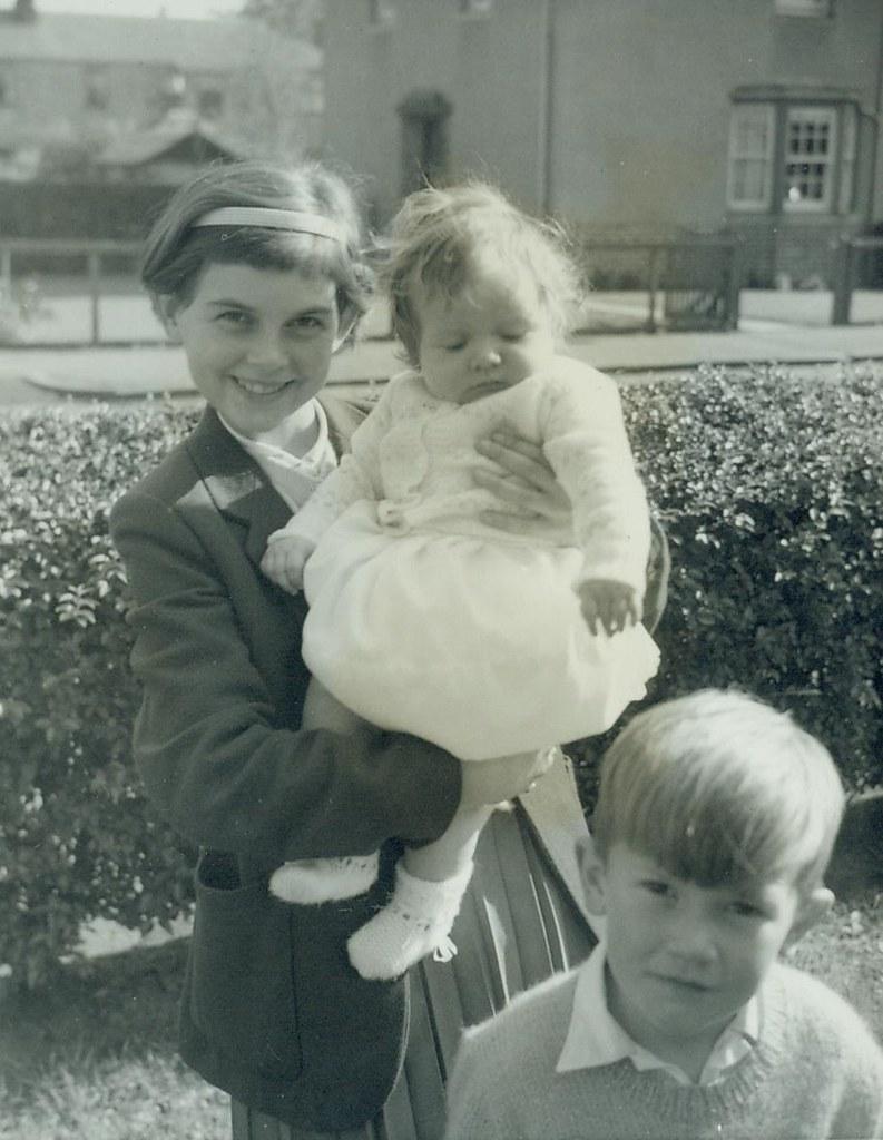 Roderick McCreath and Norma Haggart 1961