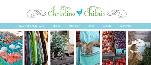 Christine Chitnis' blog logo