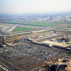 LAX Overview (Andy961) Tags: california ca vintage losangeles aerial lax airports airliners internationalairport