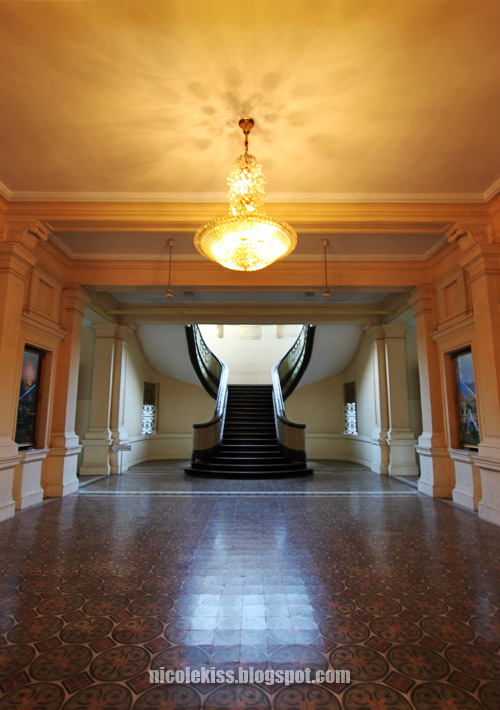 HCMC museum main hall