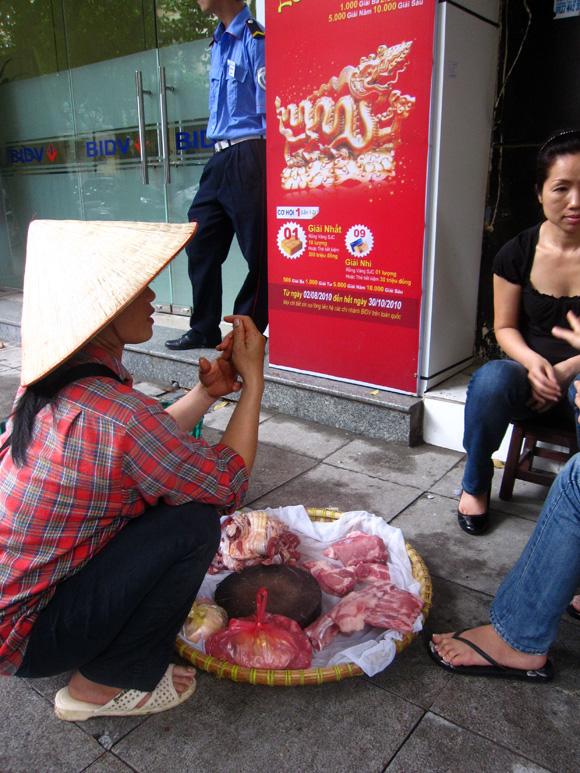 Meat in Vietnam