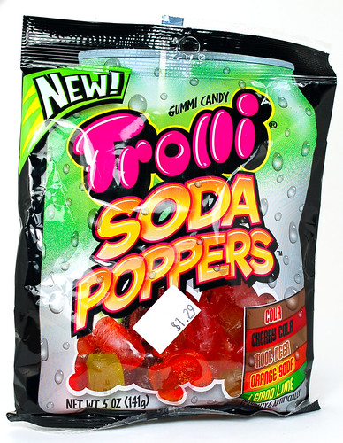 Trolli Soda Poppers