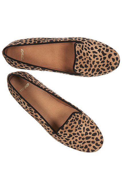 topshopleapardloafers