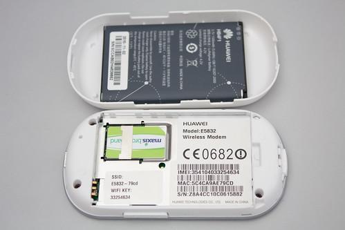 Wi-Fi Sim Card Modem
