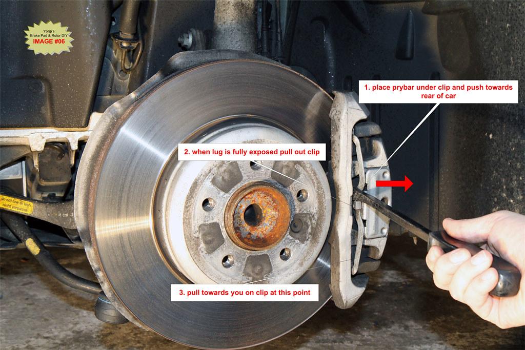 how to change rear brake pads 2011 bmw 328i
