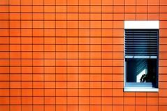 """Off..."" (helmet13) Tags: minimalist leicadlux3 wall window studies 100faves world100f"