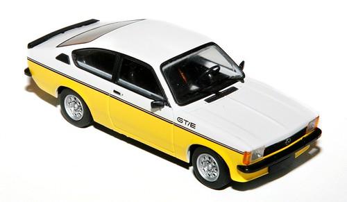 Minichamps Opel Kadett GTE
